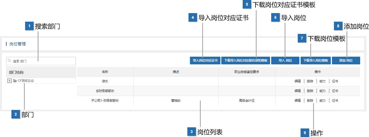 公司培训系统开发_用户管理系统功能介绍_即刻学堂